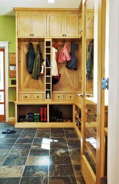 Мебельный гарнитур для коридора