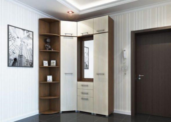 Шкаф в современном стиле