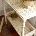 Ноты для декора мебели и аксессуаров