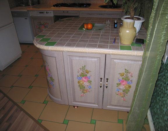 Обновление кухонных фасадов