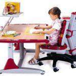 Парта и стул, растущие вместе с ребенком