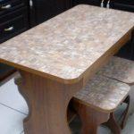 Самоклеящаяся пленка для реставрации мебели