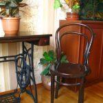 Старая мебель в новом интерьере