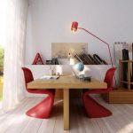 Стильный стол в стили хай-тек