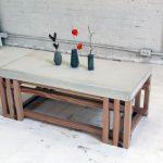 Стол для кухни в стиле лофт
