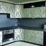 Удачное обновление кухни - решение в стиле модерн