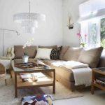 Угловой диванчик для детской комнаты-гостиной
