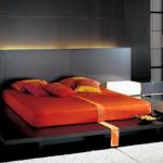 Двухспальная кровать-подиум