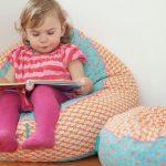 Детское кресло-мешок