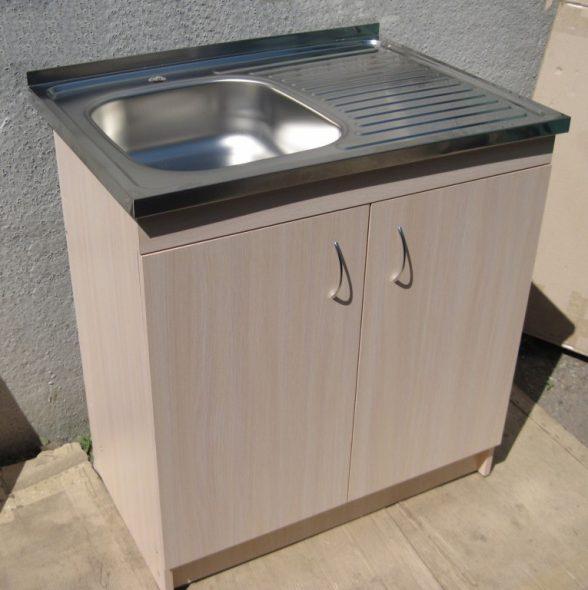 Готовая кухонная тумба из ДСП