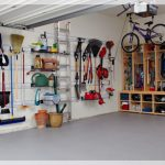 Идея для обустройства гаража