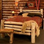 Красивая самодельная мебель для спальни