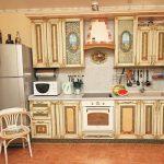 Кухня в необычном оформлении своими руками