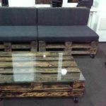 Оригинальный интерьер мебели в стиле лофт