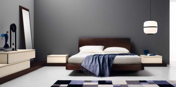«Парящие» кровати