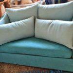 Ремонт и перетяжки мягкой мебели в домашних условиях