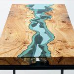 Уникальный ландшафтный стол