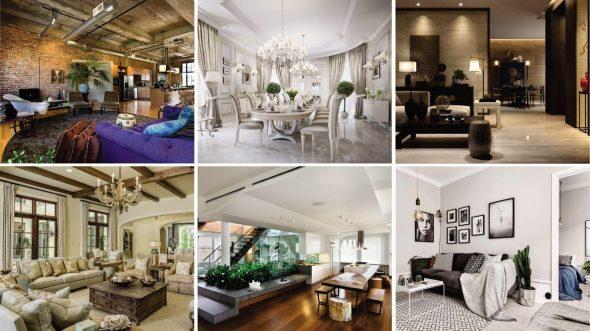 Выбираем стиль интерьера вашего дома