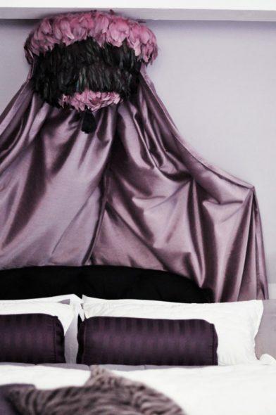 Глянцевая шёлковая ткань