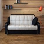 Контрастный диван-книжка