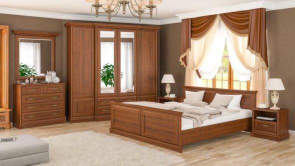 Спальня из МДФ
