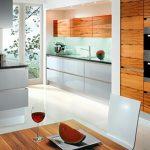 Модное сочетание для кухонного гарнитура