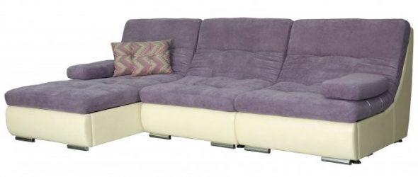 Мягкий глубокий диван