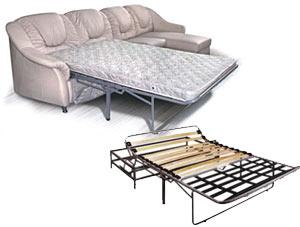 Общий вид дивана