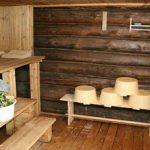 Обустройство бани и подбор мебели