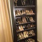 Высокий шкафчик для обуви