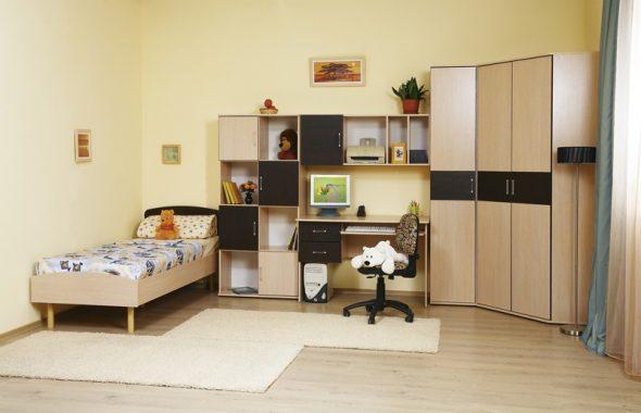 Детская мебель ЛДСП