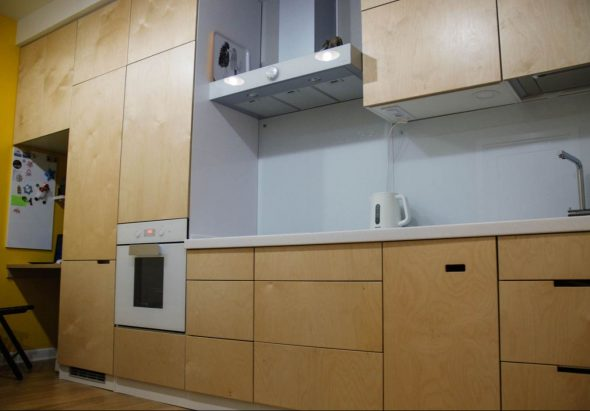 Кухня из анеры