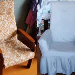 Обновление мебели с помощью чехла