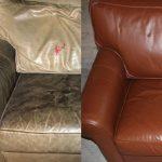 Покраска кресла в мастерской