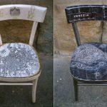 Стильные города для коллекции стульев