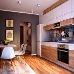 Удобные кухонные шкафчики для нужных вещей