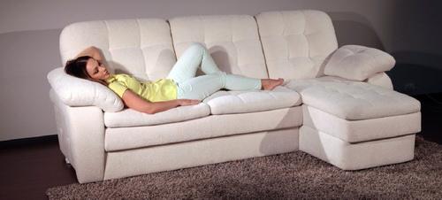 Удобный диван