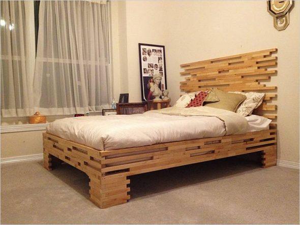 Наборная кровать