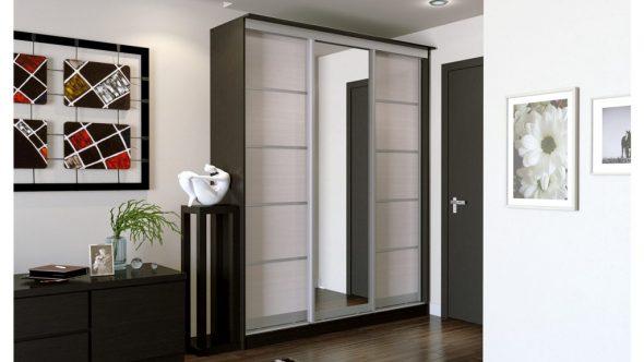 Шкафы-купе для современных квартир