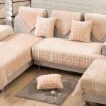 Чехлы и накидки для углового дивана