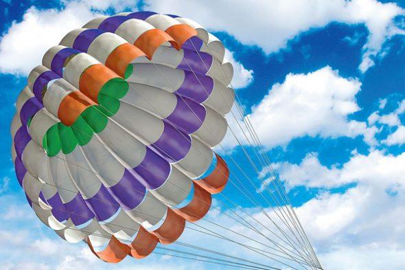 Техническая перкаль для парашютов