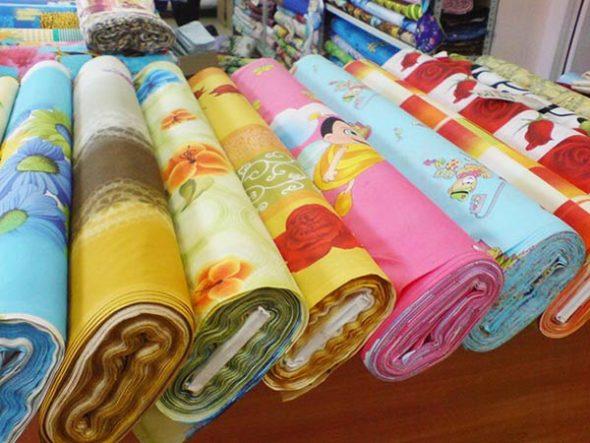 Выбор ткани для постельного