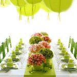 Скатерть-дорожка для сервировки праздничного стола