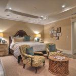 Спальня с местом для сна и отдыха