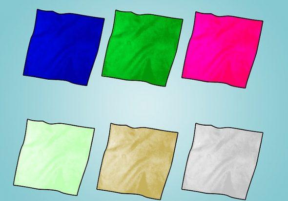 Выбираем цвет
