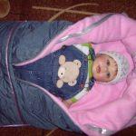 Трансформер одеяло-конверт для весеннего малыша