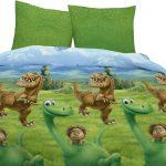 """Детский комплект постельного """"Хороший динозавр"""""""