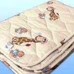 Мягкое, легкое и нежное детское одеяло для детей дошкольного возраста