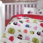 Необычный постельный комплект для маленькой девочки