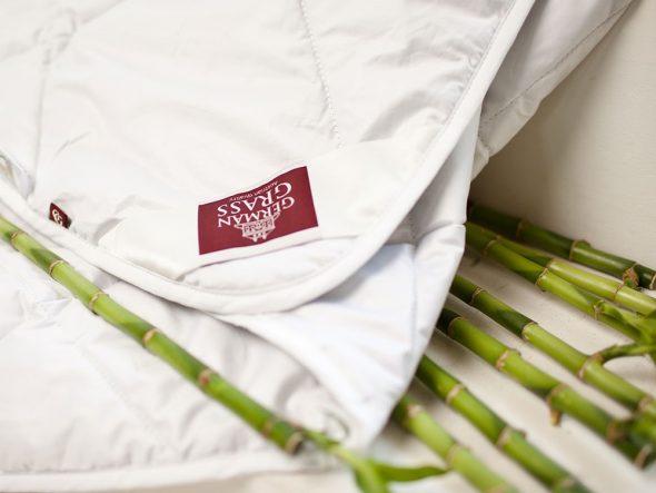 Одеяло из бамбука